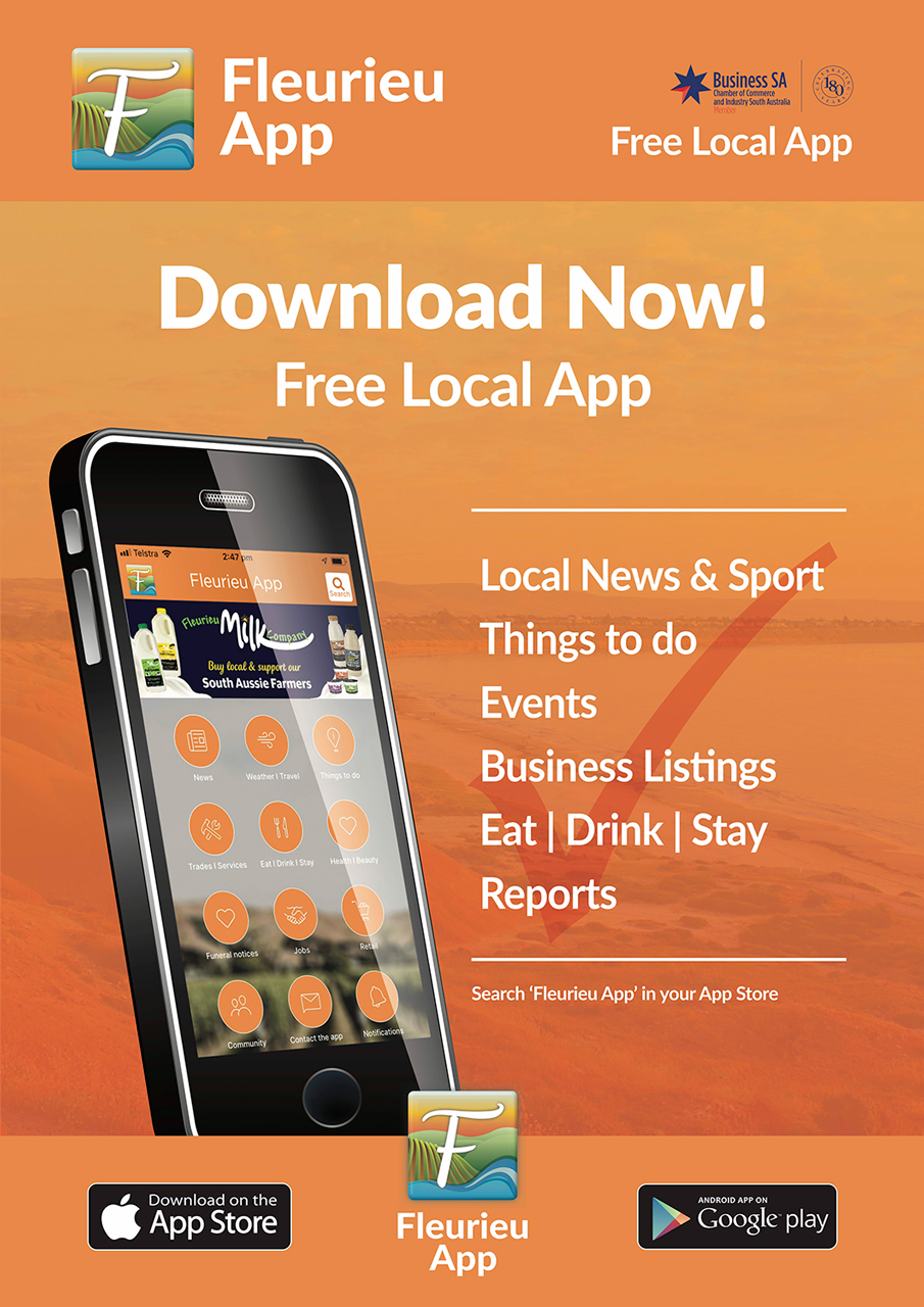 Fleurieu App news, information, events