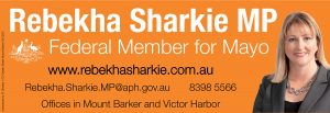 Rebekha Sharkie - Member for Mayo
