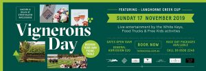2019 Vignerons Day at Strathalbyn