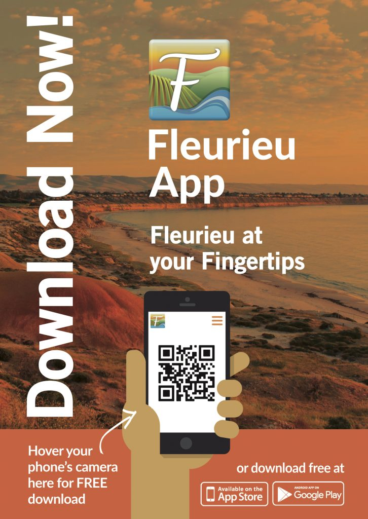 Download the Fleurieu App